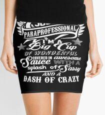 Not Just A Paraprofessional Mini Skirt