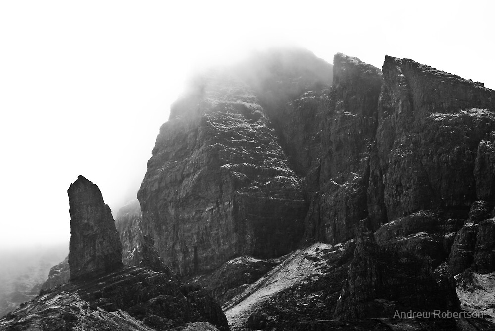 Old Man of Storr · Isle of Skye by Andrew Robertson
