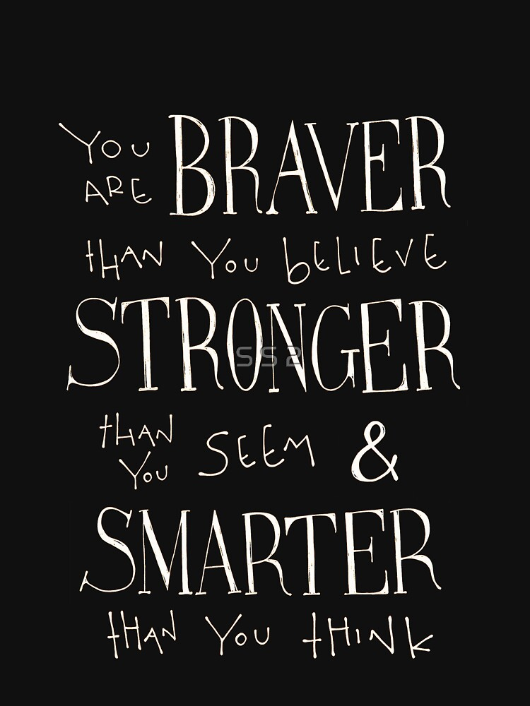 Eres Braver de simpleserene