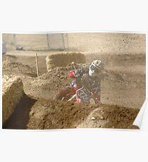 Loretta Lynn's SW Area; Rider # 374 Roost Competitive Edge MX - Hesperia, CA USA (126 Views 5-9-11) Poster