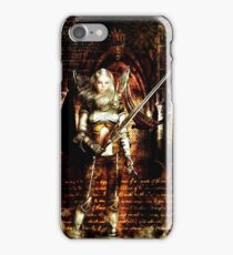 Fantasy Warrior iPhone Case/Skin