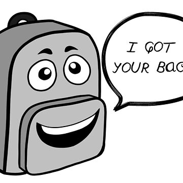 Got your Backpack by ice-grip