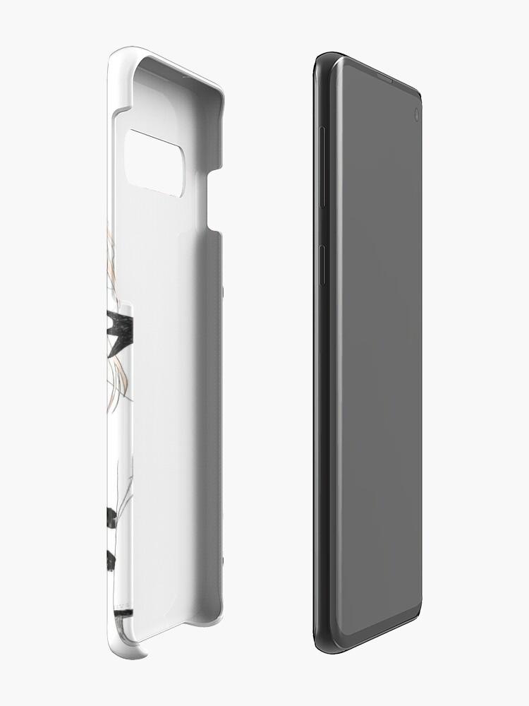 Vista alternativa de Funda y vinilo para Samsung Galaxy TAKE OUT YOUR BIRDS
