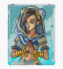 mashup character fusion swamp iPad Case/Skin