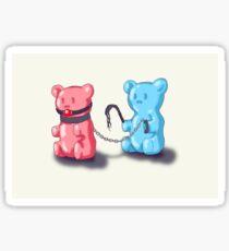 Bad Gummy Bears Sticker