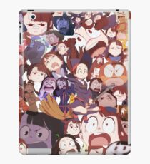 Dumb Akko Faces iPad Case/Skin