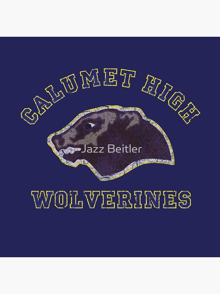 Calumet High Wolverines (Red Dawn) by ImSecretlyGeeky