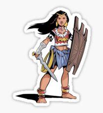 Filipina Wonder  Sticker