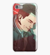 Captain Jack Harkness iPhone Case/Skin