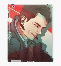 Captain Jack Harkness iPad Case/Skin