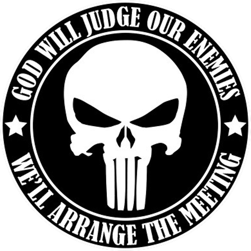 quotgod will judge our enemies well arrange the meetingquot by