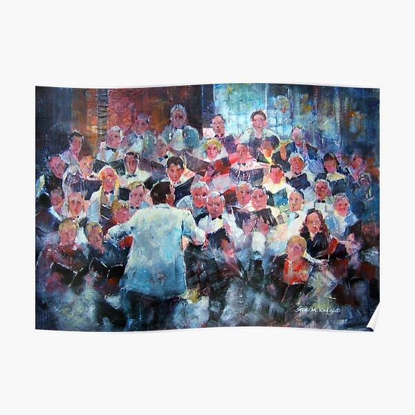 Choir In Concert Poster