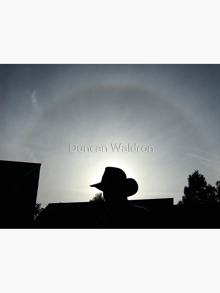Hat & halo by DuncanW