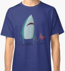 Shark and friend Classic T-Shirt
