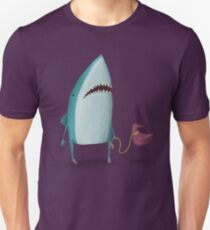Shark and friend Unisex T-Shirt