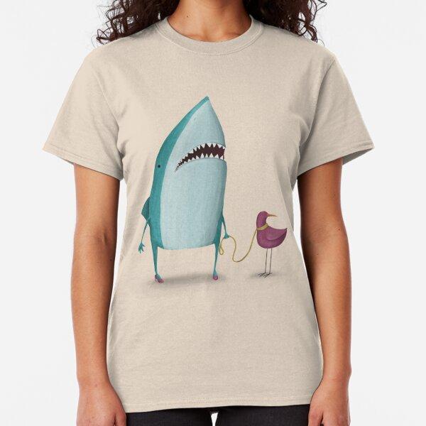 Shark and friend Classic T-Shirt