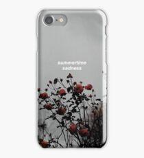 Summertime sadness - Lana del rey iPhone Case/Skin