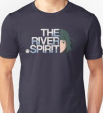 The River Spirit (Officially Updated 27.06.2017) Unisex T-Shirt