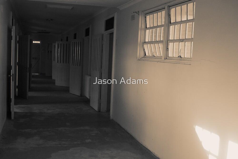 Everyone's Gone by Jason Adams