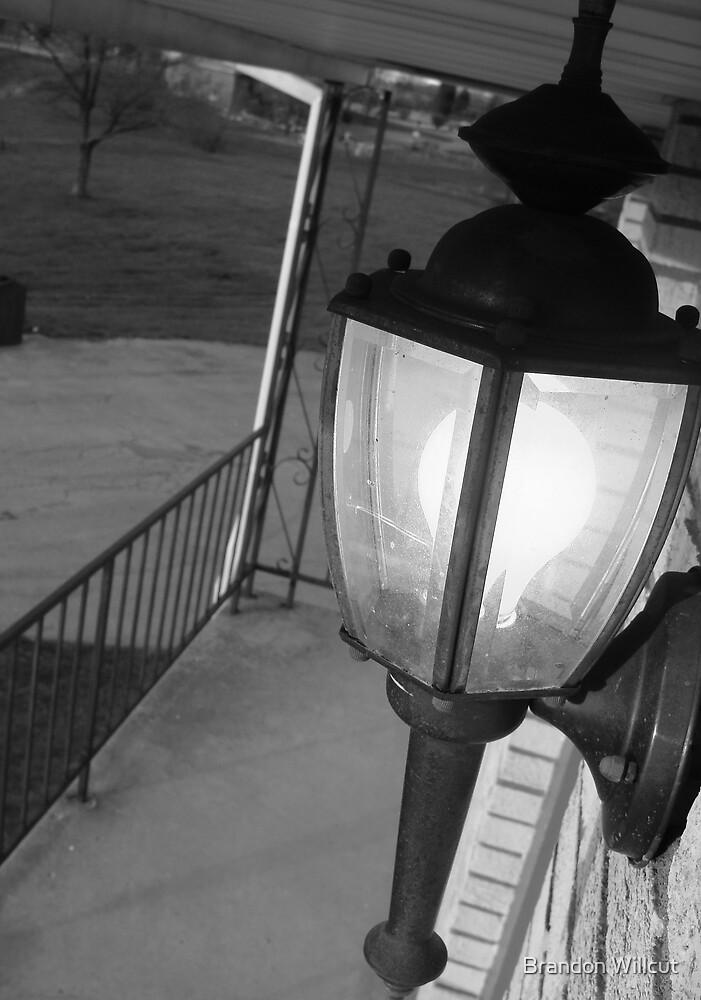 Old Lighting by Brandon Willcut