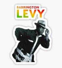 Mista Barrington Levy Sticker