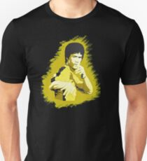 Bruce Lee Game of Death pose Unisex T-Shirt