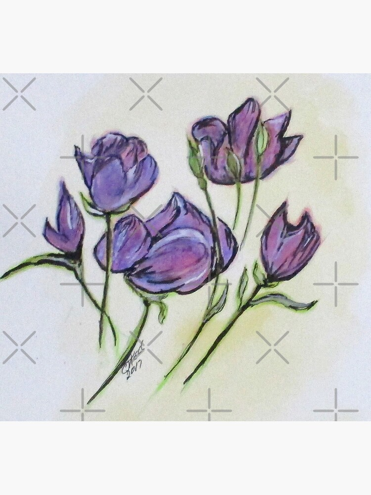 Water Color Pencil Exercise by cjkell