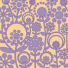 flowers 4 by Micheline Kanzy