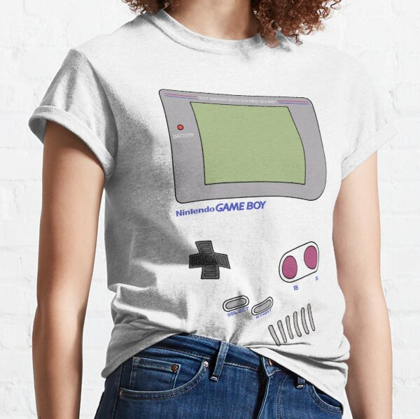 Controller Heart II Kids Girls Children T-Shirt Video Game Konsole NES Evolution Joystick Gamepad