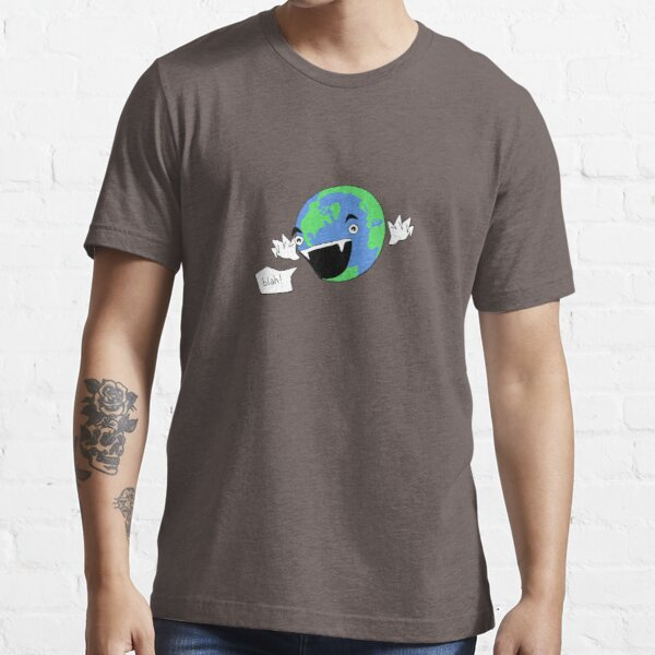 The World Is A Vampire Essential T-Shirt