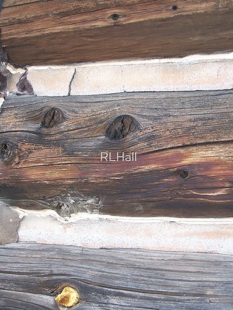 Log Cabin by RLHall