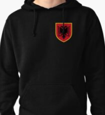 Albania Pullover Hoodie