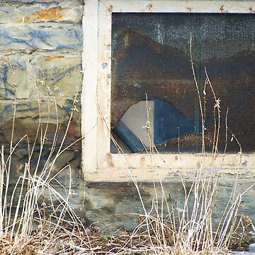Foundation Window by RLHall