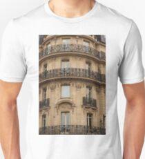 Parisian Building Facades - 1 © Unisex T-Shirt
