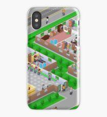 Theme Hospital iPhone Case
