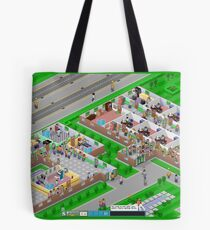 Theme Hospital Tote Bag