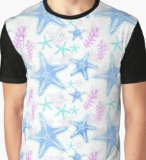 Beachlife Starfish Graphic T-Shirt