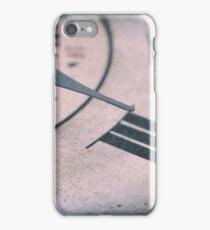 Clock iPhone Case/Skin