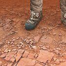 Man on Mars by Mark A. Garlick