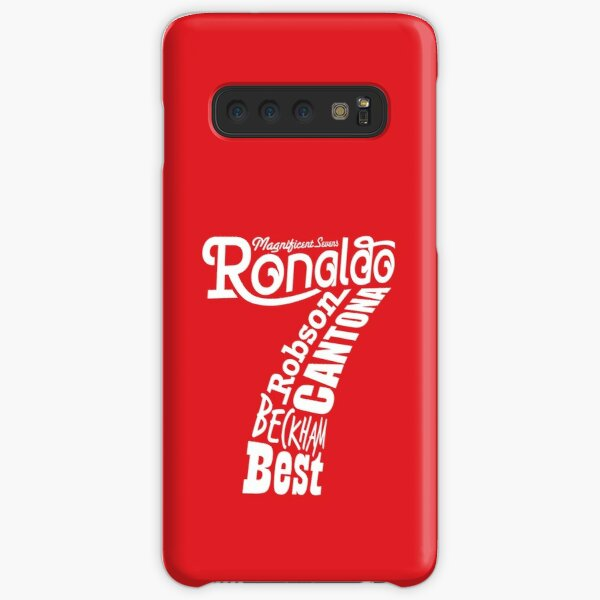Manchester United Magnificent Sevens Samsung Galaxy Snap Case