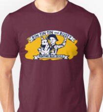 Rin Tin Tin Unisex T-Shirt
