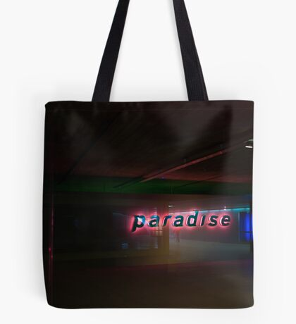 night in paradise Tote Bag