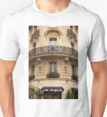 Parisian Building Facades - 3 © Unisex T-Shirt