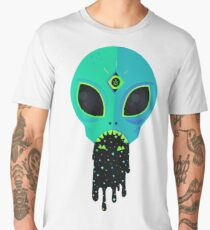 Alien Flu Men's Premium T-Shirt