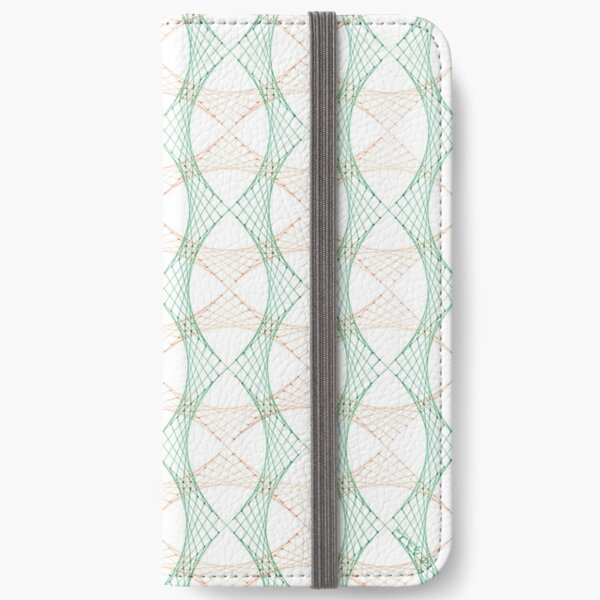 Apricot Orchard iPhone Wallet
