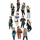 Every Clara Outfit Ever | S9 by jobee