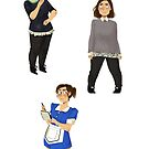 Every Clara Outfit Ever #12 by jobee