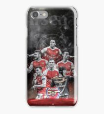 Arsenal Football Club Artwork iPhone Case/Skin