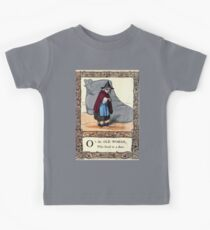 A Treasury of pleasure books for young people 1856 017 Alphabet Kids Tee