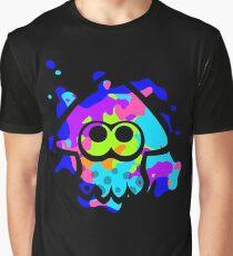 Splatoon Squid Graphic T-Shirt